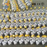 Het gesmede Draaislot van de Schacht van de Container Geselende Semi Automatische