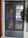 Porte en aluminium Porte-ressort Porte charnière en aluminium Porte pour porte d'entrée