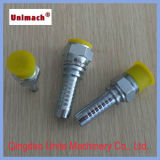 Hose hidráulico Fittings com Carton Steel Material (10611/10612)