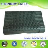 Bamboo-Charcoal Latex almohada de masaje (MMB01-01A)