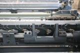 Macchina senza navetta del telaio per tessitura del doppio di colore del denim del tessuto getto dell'aria
