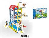 Brinquedos educativos de plástico, brinquedos de bloco, The Dog Park Set (925824)
