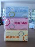 Boîte de papier de tissu facial