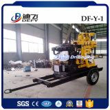 Df-Y-1 гидровлическая машина бурения керна Nq и Bq с инструментами Wire-Line