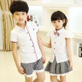 Vestito caldo dall'uniforme scolastico dell'ispettore di vendita del bambino unisex