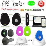3G 개인적인 Portable GPS 추적자 지원 3G/2g 통신망 (EV-07W)