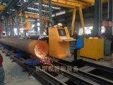 Fabricante redondo da máquina de estaca do CNC da câmara de ar da tubulação