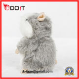Hamster Hamster recheado animais taxidermizados Toy
