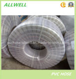"""Шланг 1 трубы разрядки воды стального провода PVC пластичный усиленный промышленный """""""