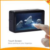"""2.45"""" à prova de tela de toque LCD Sports Câmara Câmara Acção 4K"""