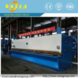 6 Meters Long Shearing Machine for Cutting 16mm Thickness Plate
