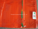 MOQ 100000 Stück-starke Kartoffel-Zwiebelen-pp. gesponnene Polypropylen-Beutel