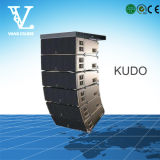 Kudo doble 12 '' System Professional PA Audio 3-Way