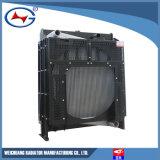 SD4102D-CD-1: 디젤 엔진을%s 물 알루미늄 방열기