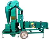 Chiaのシードのひよこ豆のココア豆の精穀機械