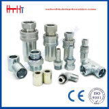 Huatai Lsq-S2-Ss ferment le type couplage rapide hydraulique (acier inoxydable 316)