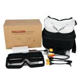 5.8GHz Falcon Fg01 Óculos DVR Fpv Drone HD para Racing