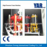 Equipamento de formação de espuma de alta pressão personalizado do plutônio para o bloco de espuma