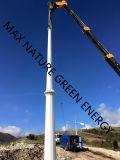 50m/S存続の風速との10kw風力の自動ヨーイング、