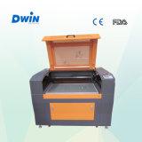 Heiße Verkauf 6090 CNC-CO2 Laser-Stich-Ausschnitt-Maschine