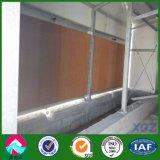 주문을 받아서 만들어진 Prefabricated 가벼운 강철 가금 집 또는 닭장 (XGZ-A035)