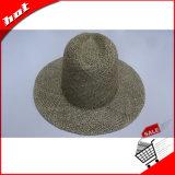 100%природных морских водорослей Панама соломы Red Hat
