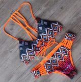 Swimsuits печатание повелительницы Лета Sandbeach Бикини Выходить
