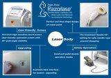 Máquina aprobada por la FDA del retiro del pelo del laser del diodo 808nm del Ce médico