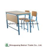 학교 가구 금속 프레임 위원회 테이블 학생 책상과 의자