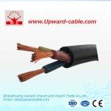De hoogspanning 35kv 50mm2 XLPE isoleerde Elektrische Kabel
