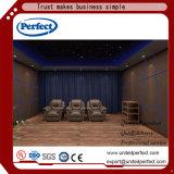 Schallschutz-Polyester-Wand und Decken-Vorstand für Dekoration