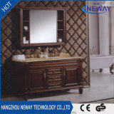 Meubles de salle de bains anciens en bois de luxe de haute qualité