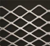 Maillage métallisé expansé ou plat