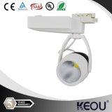 Hohes Grade 2/3/4-Phase Single Head 30W LED COB Track Light