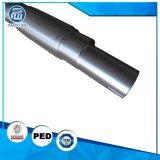 Mecanizado de alta precisión de la estría del eje del tubo de acero inoxidable tubo