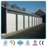 Edificio de almacenamiento de la estructura de acero prefabricados