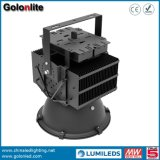 Poupança de energia de baixo preço 120V, 230V, 277V a 347 V 480V LED de iluminação de exterior à prova de IP65 400 Watts 400W Projector LED