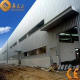 Taller de la estructura de acero del bajo costo (SS-397)