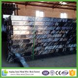 電流を通されたPVCによって塗られる溶接された金網の塀の網