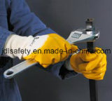 Терри щетки трикотажные рабочие перчатки нитриловые с полным покрытием из нитрила (NB1511)