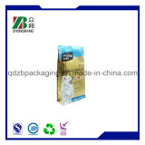 Bolso plástico respetuoso del medio ambiente del acondicionamiento de los alimentos de perro de animal doméstico hecho en China