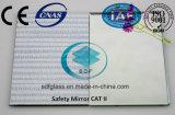 Gato de plata del espejo de la seguridad II con Ce. ISO
