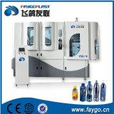 4 cavités machine de soufflage de bouteilles PET en plastique