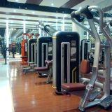 肩Press MachineかHammer Strength Fitness Equipment