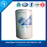 Filtro dell'olio per la parte del camion (VG1540080110)
