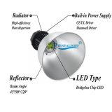 IP65 창고 산업 알루미늄 주거 램프 100W LED 높은 만 빛
