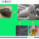 Planta a favor do meio ambiente de uma pirólise de 5 toneladas do plástico