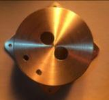 De het aangepaste Buizenstelsel en Delen van het Aluminium door CNC