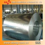 Spangle ordinaire et Z100 ondulé laminé à froid/chaud Roofing feuille de métal galvanisé à chaud de matériaux de construction de feux de croisement/Galvalume Gi bobines en acier