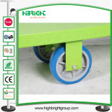 Six Whees Heavy Duty Logistcis Warehouse Cargo Cart
